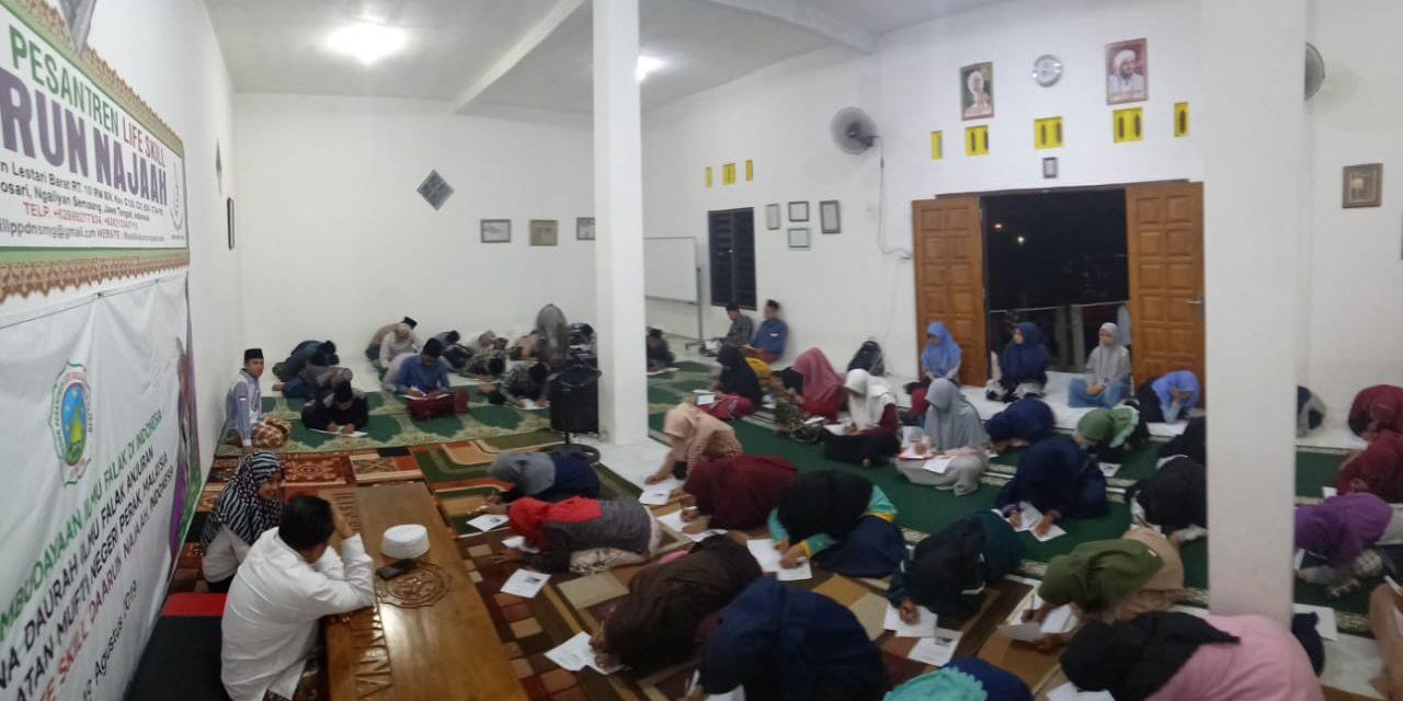 Life Skill Daarun Najaah Jaring Generasi Emas