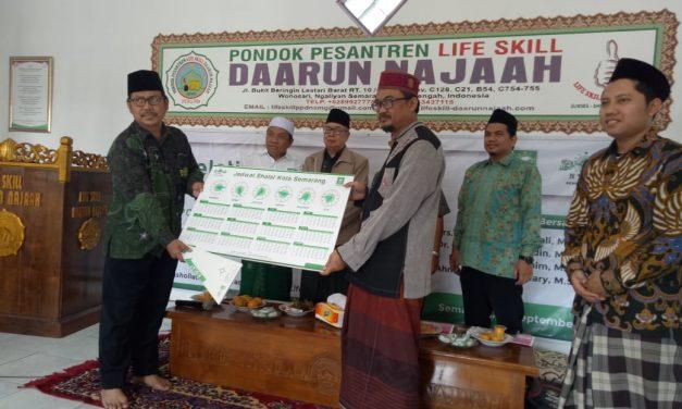 Gelar Pelatihan dan Praktik Falak: PC LFNU Kota Semarang Gandeng Life Skill Daarun Najaah