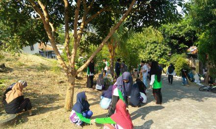 Life Skill Daarun Najaah: Sambut Ahad Pagi dengan Senam dan Kerja Bakti