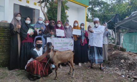 Meningkatkan Kebersamaan Santri Life Skill Daarun Najaah dalam Semarak Idul Adha