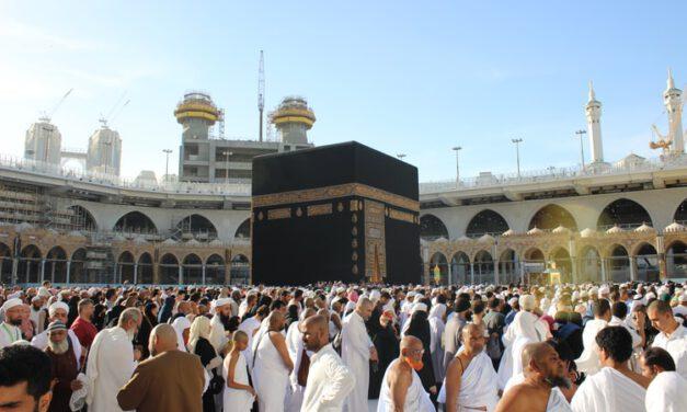 Kesucian Perjalanan Haji